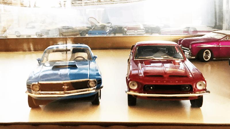 色んな車種